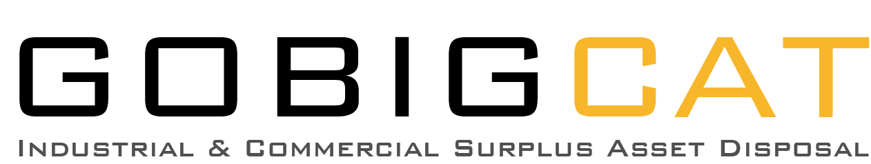 GOBIGCAT - Industrial & Commercial Surplus Asset Disposal Online Marketplace Platform. Hong Kong-based, Asia-Pacific