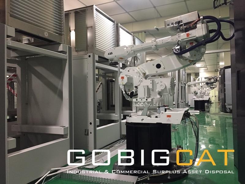 Six Axis Industrial Robots