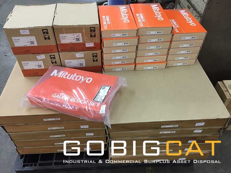 Measuring Instruments (Brand New Condition)