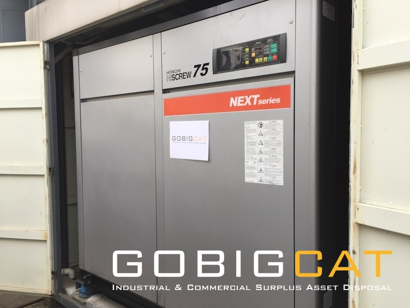 Oil-flooded Screw Compressors