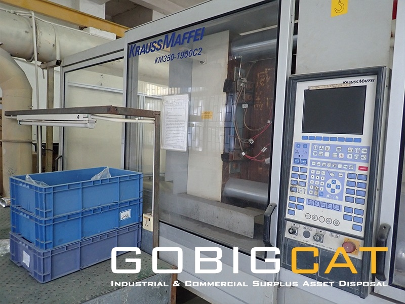 BMC Thermosetting Injection Moulding Machine