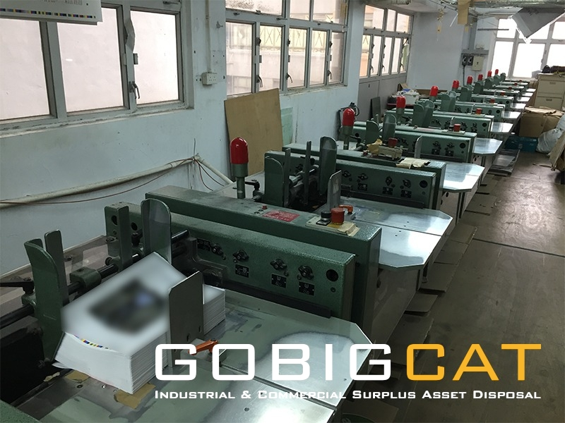Saddle Stitching Production Line